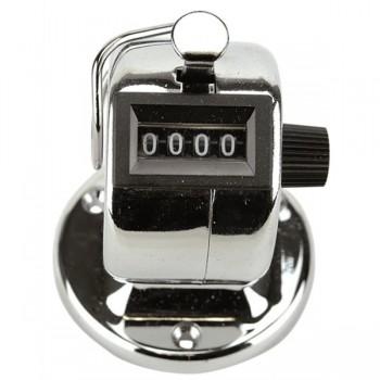 Contor manual cu 4 cifre cu suport