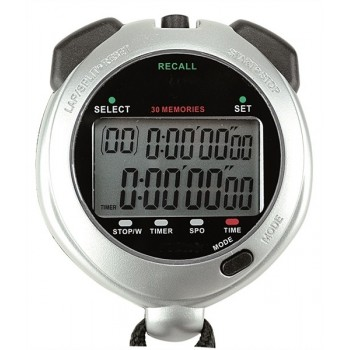Cronometru digital cu 30 memorii