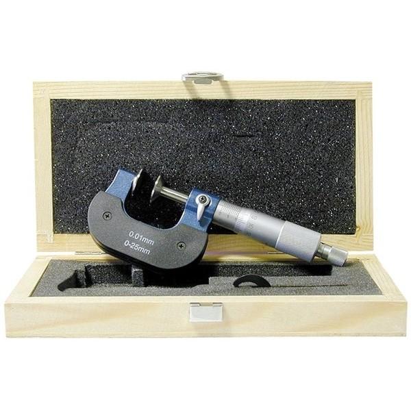 Micrometre de angrenaj