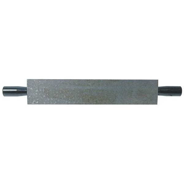 Rigla prismatica 500 mm Clasa 1 cu 2 unghiuri la 45° si 1 unghi la 90°