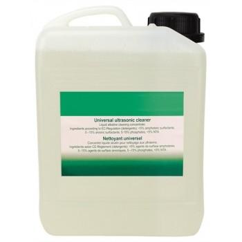 Solutie concentrata pentru baie cu ultrasunete pentru piese neferoase 2.5L