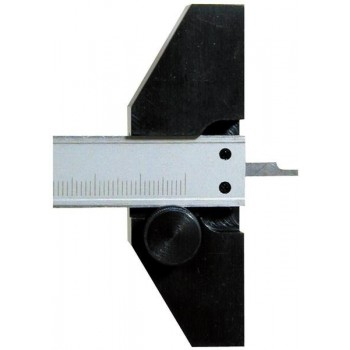 Stativ baza de adancime pentru masurare cu subler cu tija
