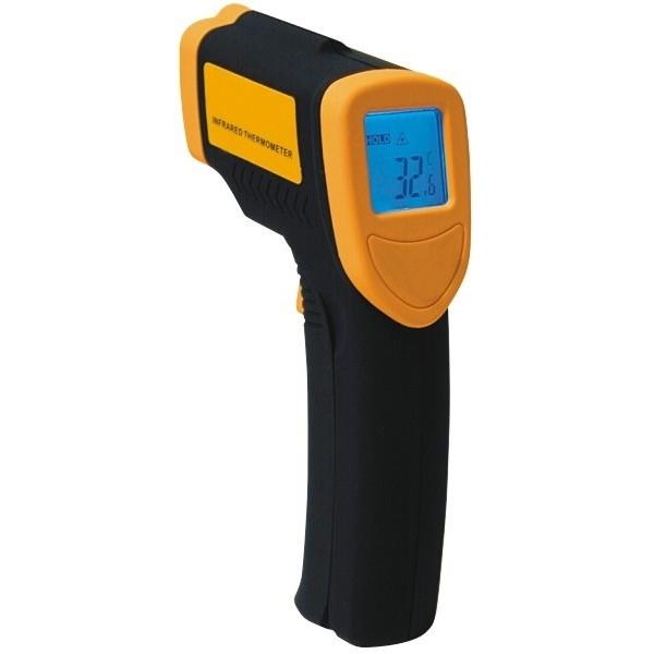 Termometre infrarosu si raza laser