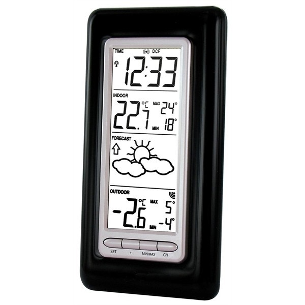 Termometru interior / exterior