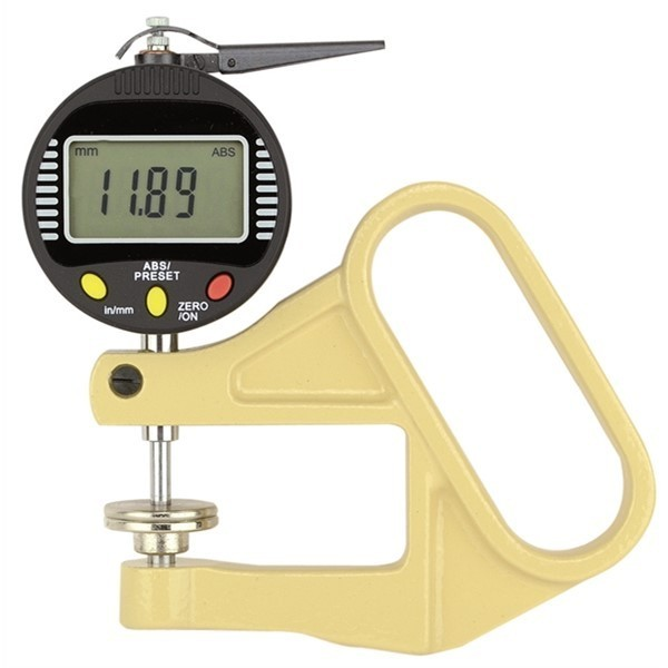 Ceas comparator digital 25 mm P-50 mm D