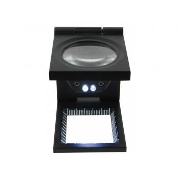 Lupa cu gradatie si iluminare cu LED