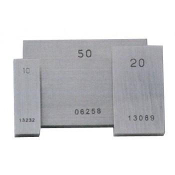 Cala etalon 0,5 mm, din otel, clasa 1