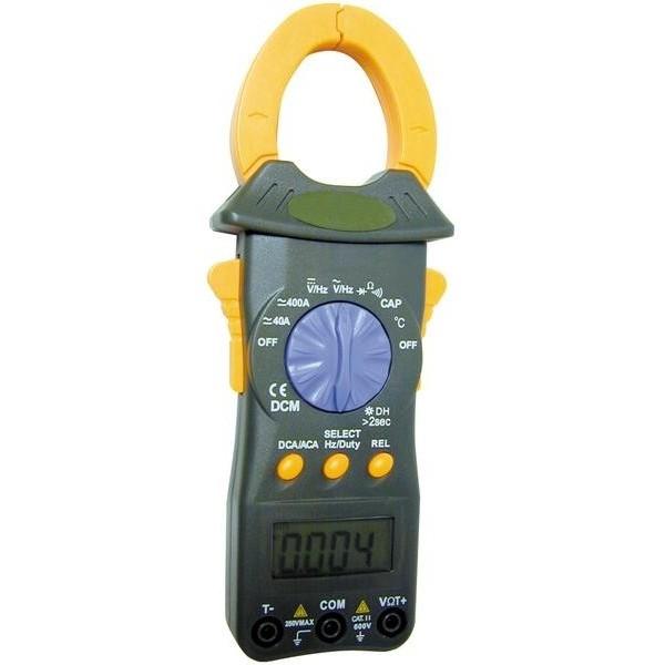 Ampermetre digitale