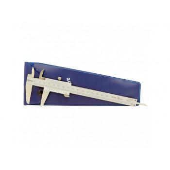 Subler mecanic profesional Mitutoyo® cu ciocuri superioare incrucisate 0 - 150 x 0.02 mm