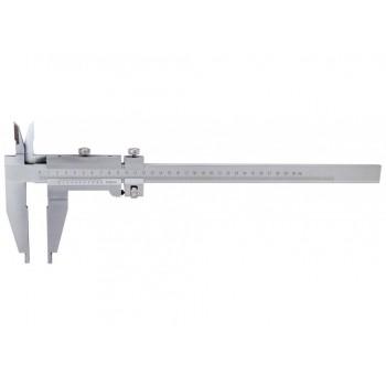 Subler mecanic cu ciocuri incrucisate si reglaj fin 0 - 300 mm