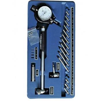 Set de verificatoare mecanice cu comparator pentru alezaje 35 - 160 mm