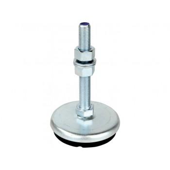 Set 6 picioare anti-vibratii reglabile pentru suport cu placa de granit 1600x1000 mm