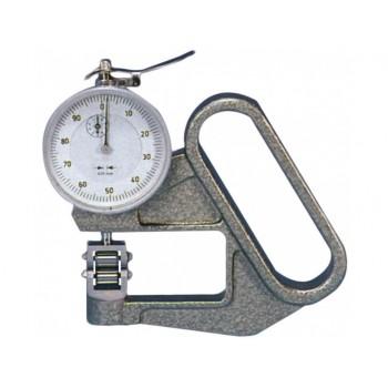 Ceas comparator grosime 50 mm 0,01x30xB+levier