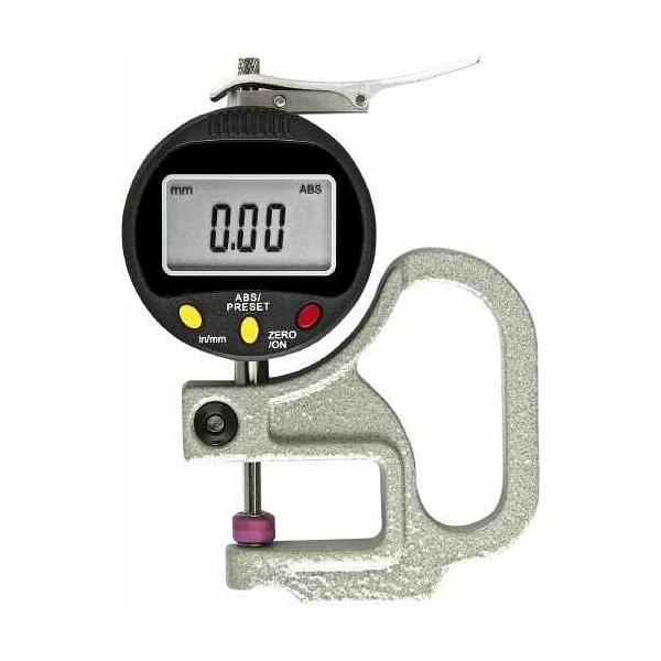 Ceas comparator digital de adancime capacitate 10mm profunzime 120mm