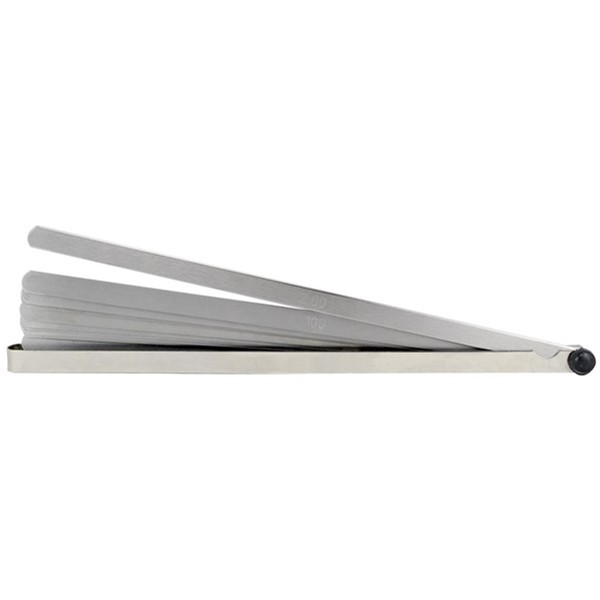 Lere speciale pentru grosime lungi 200mm cu 20 lame de la 0.05 - 1 mm