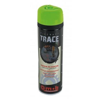 Spray verde pentru trasaje si marcaje temporare in constructii