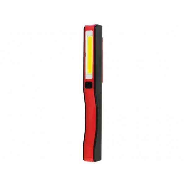 Lanterna tip stilou cu LED COB cu clema magnetica