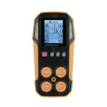 Detector individual CO-O2-H2S-LEL