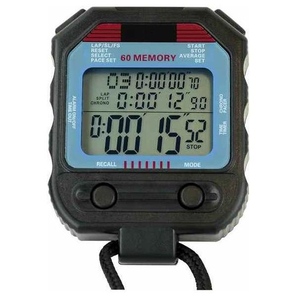 Cronometru digital 60 memorii