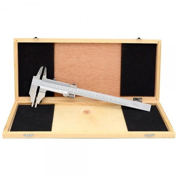 Subler mecanic 0-300mm cu ciocuri paralele 90mm si reglaj fin