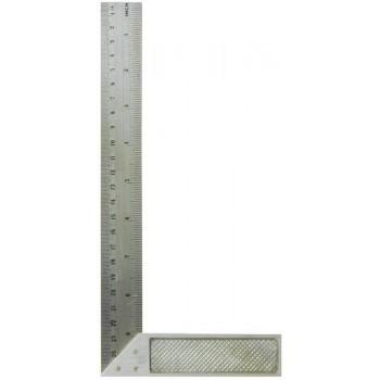 Echer cu gradatie - inox 30 cm