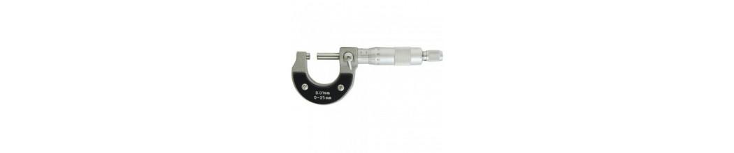 Micrometru mecanic - Micrometre mecanice de interior