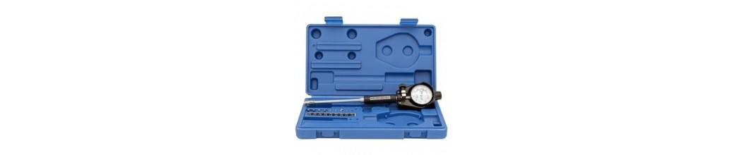 Verificatoare de alezaj - verificatoare uzura pneuri digitale