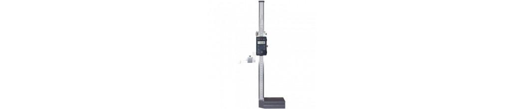 Dispozitive digitale de masurare inaltime cu ceas si contor